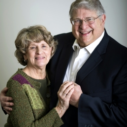 Dr. Brian and Patti Albrecht