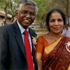 Drs. Manohar & Shoba Paul
