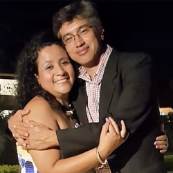 Felipe and Esther Ovejero Zegarra