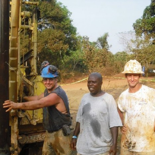Water Well Development – Sierra Leone, West Africa