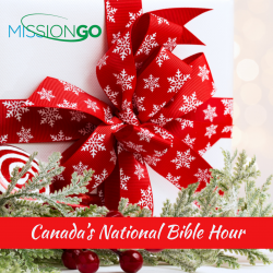 Canada's National Bible Hour - The Gift of Legacy