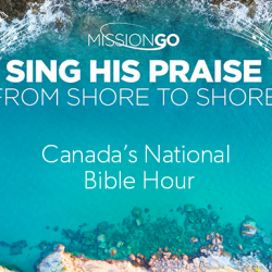 Sing His Praise from Shore to Shore - CNBH