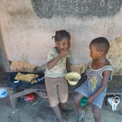 Hope for the Hopeless, Food to the Congo